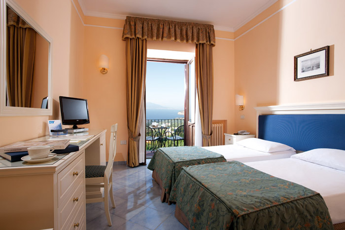 Comfort Double room seaview /balcony