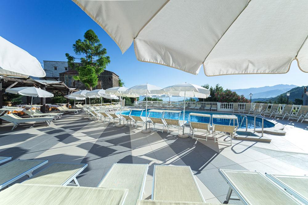 Pool Hotel Sant Agata Sui Due Golfi Hotel Jaccarino